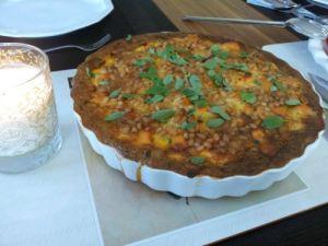 Lachs-Spinat-Quiche ohne Käse 2