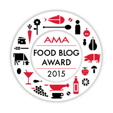 AMA Foodblog Award 2015
