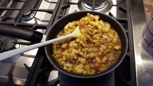 Putenroulade mit Mango-Chutney 6