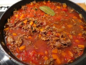 Sauce Bolognese4
