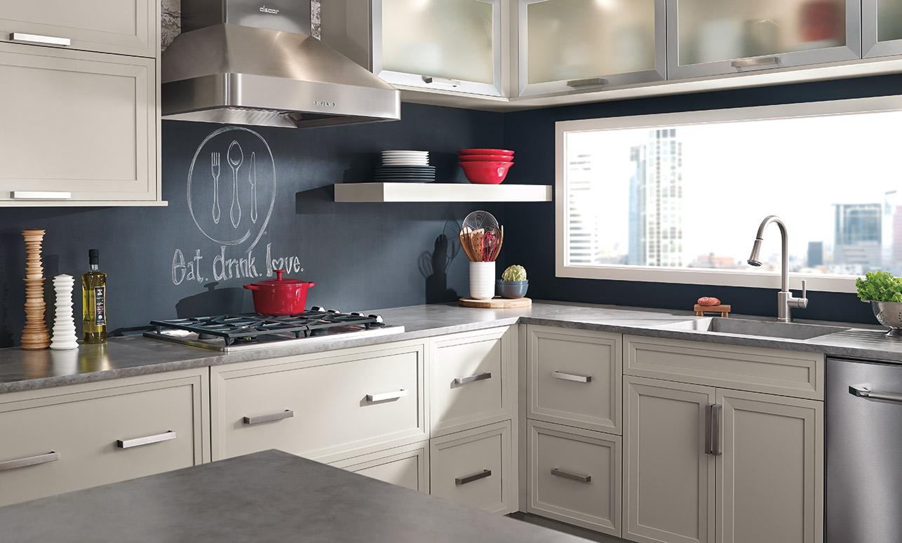 Modern European Style Kitchen Cabinets – Kitchen Craft