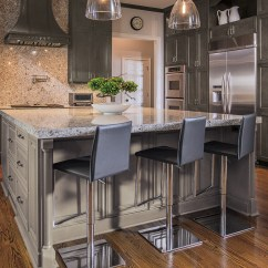 Kitchen Cabinets Wood Island Table For Modern European Style Craft Traditional