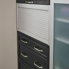 Kitchen Appliance Cabinet Ikea Cabinets Installation Metal Garage - Craft Cabinetry