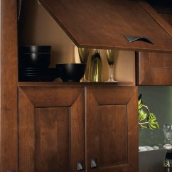 Hinges For Kitchen Cabinets Cost To Update Wall Lift Up Cabinet - Craft Cabinetry