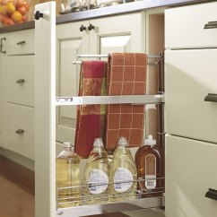 Kitchen Towel Bars Contractor Base Pull Out Rack Cabinet Craft Tcatowellpoutmeumvs