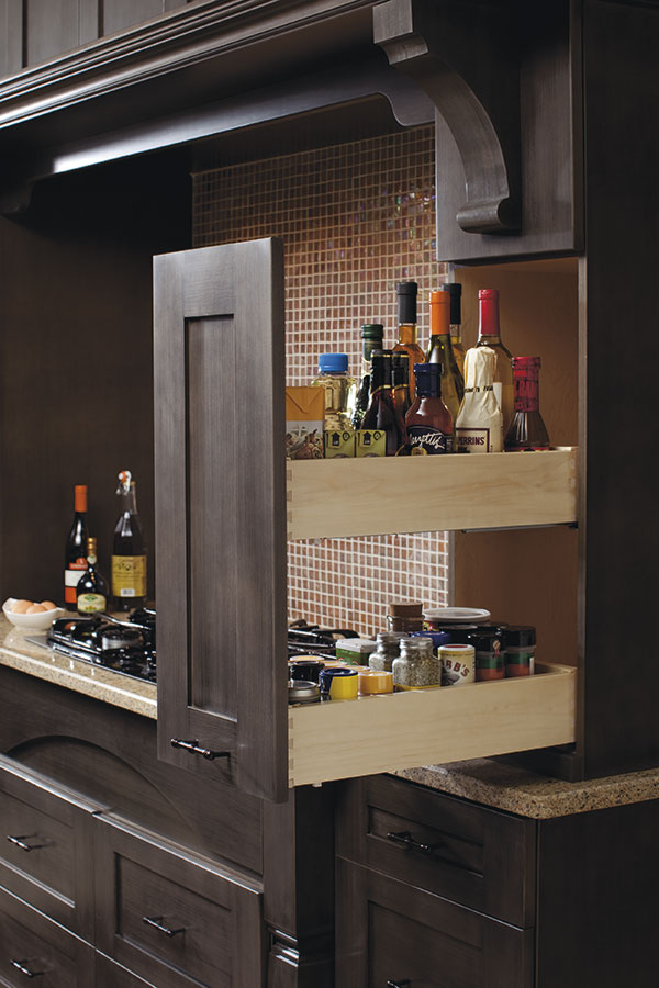storage cabinet for kitchen games adults wall pantry pull out - craft cabinetry