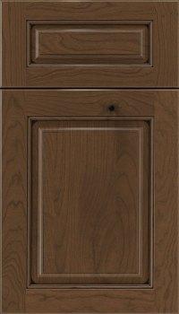 Sienna Black Glaze Cabinet Finish On Cherry Kitchen Craft