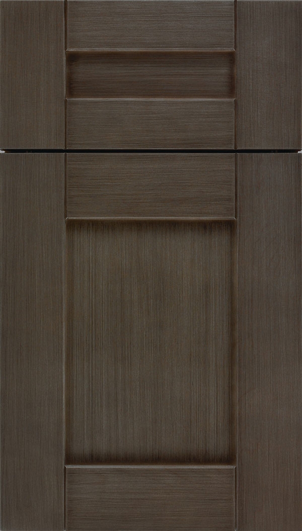 flat panel kitchen cabinets free design weathered slate - gray cabinet finish on maple craft