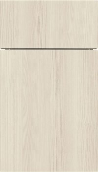 Woodgrain Textured Talc Thermofoil Finish  Kitchen Craft