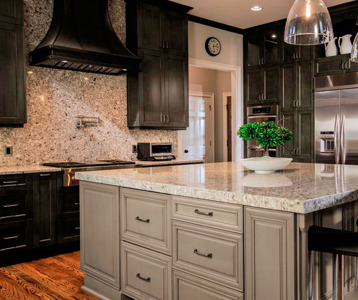 www.kitchen cabinets kitchen wall units casual gray craft cabinetry grey by