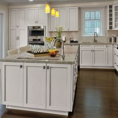 Repainting Kitchen Cabinets Fluorescent Light Fixture Painted In Alabaster Finish Craft By Cabinetry