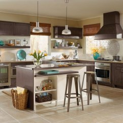Shaker Style Kitchen Metal Outdoor Cabinets In Casual Craft By Cabinetry