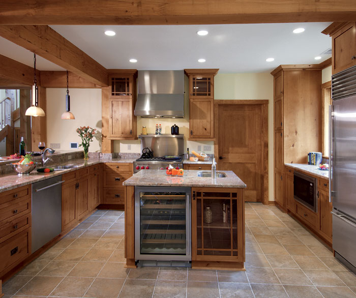 kitchen cabinets color cabinet sale find by and finish craft knotty alder in natural cabinetry
