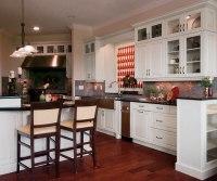 Alabaster Opaque Cabinet Finish  Kitchen Craft