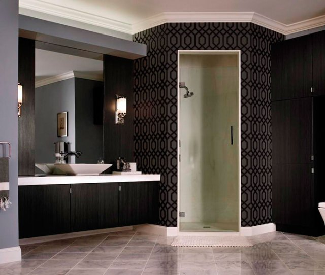 Contemporary Bathroom Vanity In Thermofoil By Kitchen Craft Cabinetry Off White Cabinets In Casual