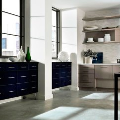 Acrylic Kitchen Cabinets Summit Kitchens With Melamine Craft Accents By Cabinetry