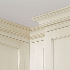 Kitchen Trim Home Depot Packages Medium Crown Moulding Craft Cabinetry Kccrwnmmlm2