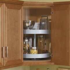 Kitchen Food Storage Costco Aid Lazy Susan Cabinet - Craft Cabinetry