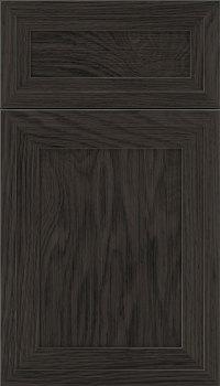 Weathered Slate  Gray Cabinet Finish on Oak  Kitchen Craft