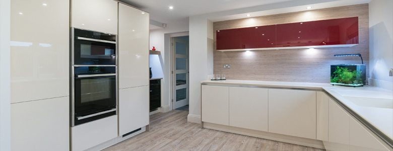 gloss kitchen texture