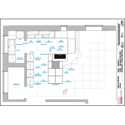 Ultimate Party Kitchen Design Case Study Kitchen Design Centre