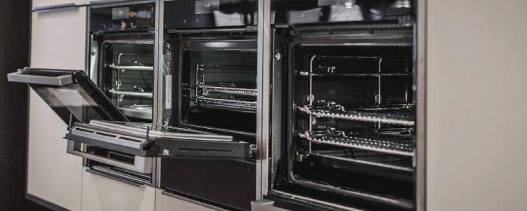 modern ovens