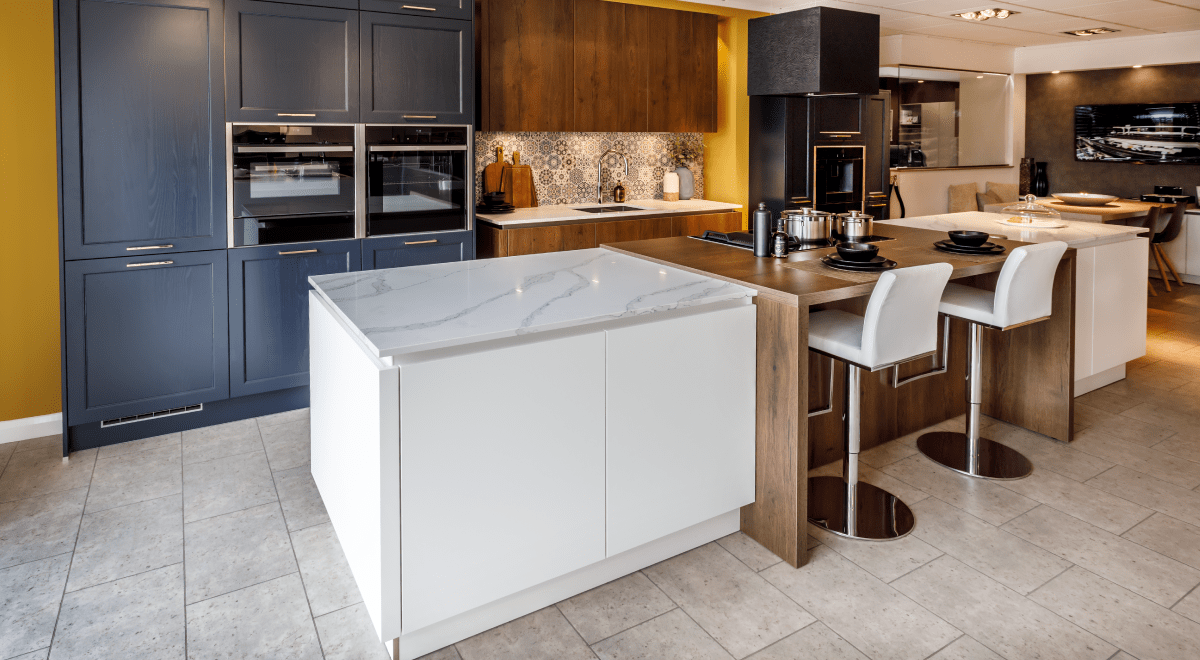 kitchen displays cabinets direct showroom manchester kitchens design our