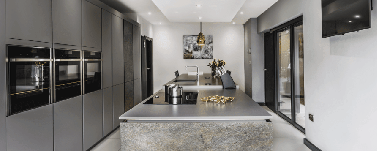 How will a kitchen island work in your space?