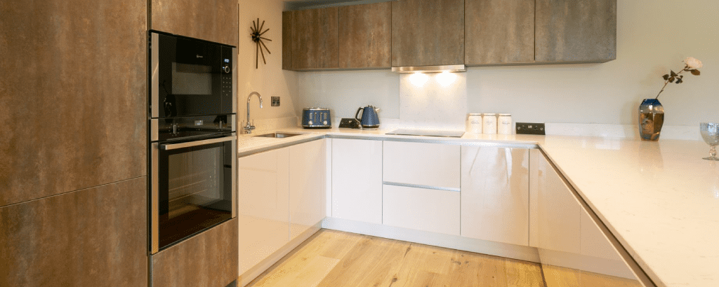 51 luxury fitted kitchens for historic textile mill
