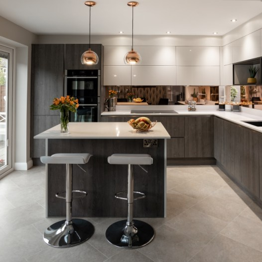 From Showroom to Show home
