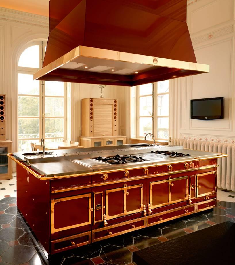 la cornue kitchen flooring trends design network red