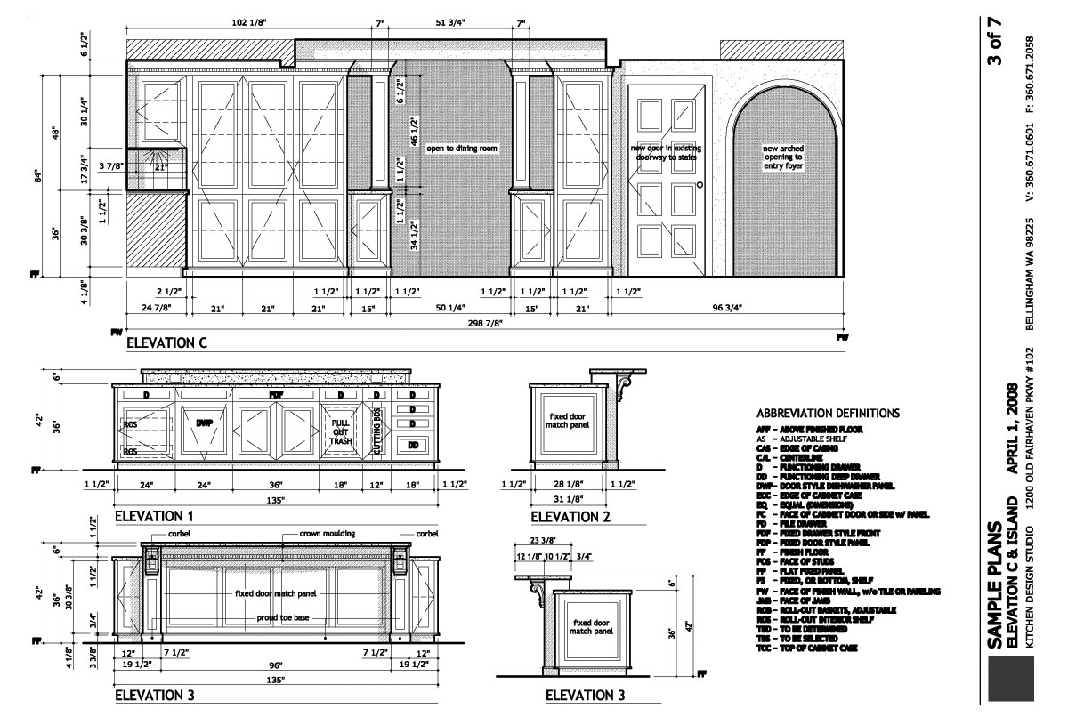 hight resolution of construction plans