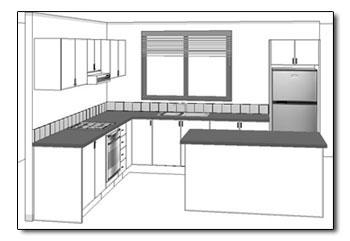 These Example Kitchen Plans Will Guide You In Planning