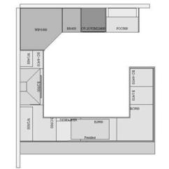 Kitchen Layout Planner Custom Cabinets Prices These Example Plans Will Guide You In Planning Your Open Plan