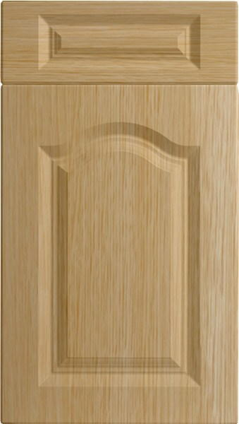 Canterbury Natural Oak Kitchen Doors From 505 Made To Measure