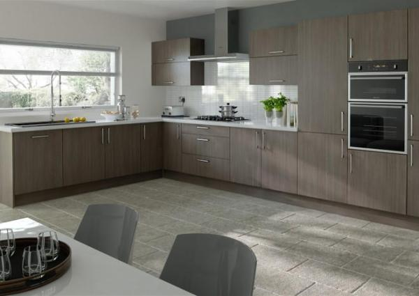 grey high gloss kitchen doors Lewes Avola Grey Kitchen Doors | Made to Measure from £2.99