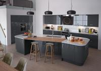 High Gloss Anthracite Kitchen Doors from 2.99