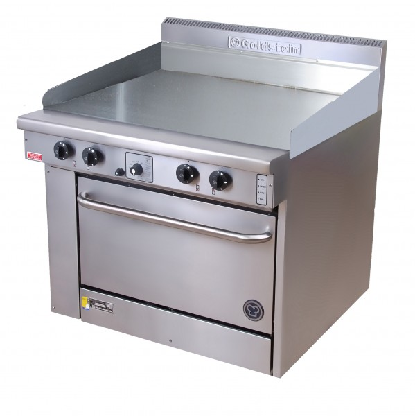 Goldstein PF36G28 Griddle Range  900mm Hot Plate With