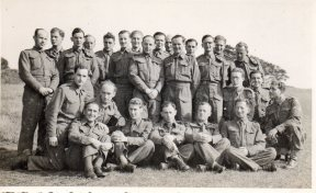 Kitchener camp, army photograph, 1939/40
