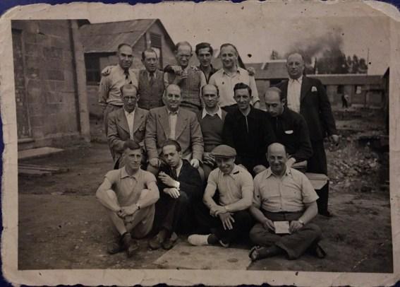 Kitchener camp, 1939, Hans Friedmann