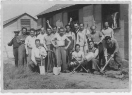 Kitchener camp, Lothar Nelken, 1939