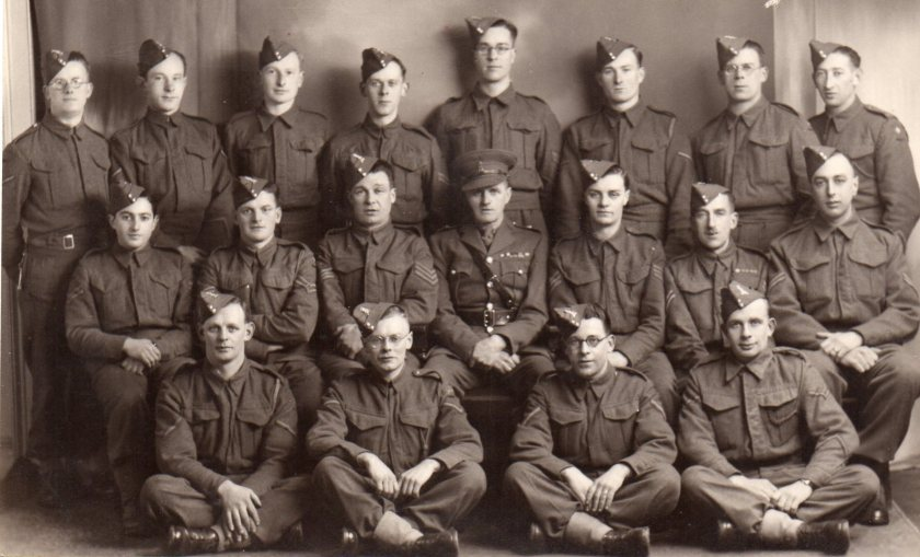 Kitchener camp, Willi Reissner