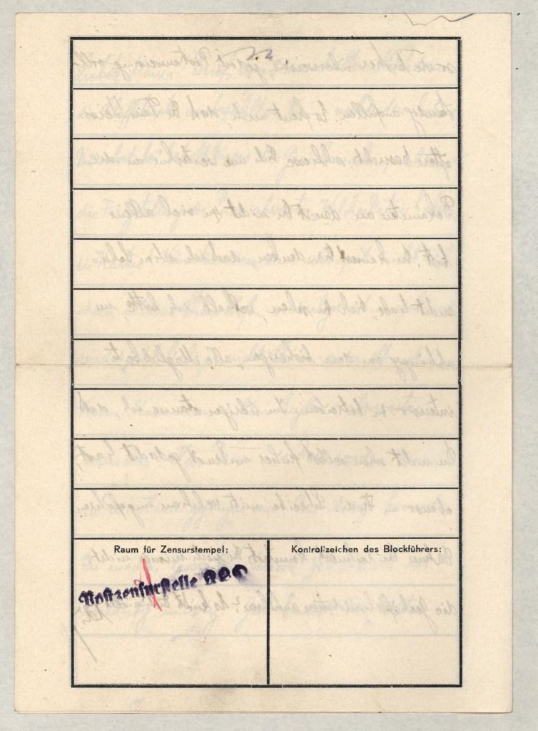 Eduard Elias, Dachau letter, 13 February 1939_003