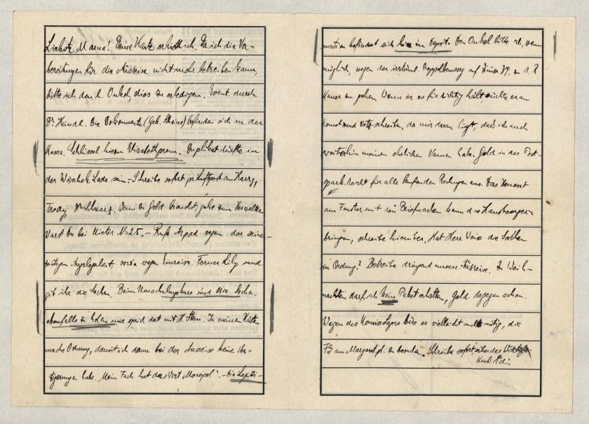 Eduard Elias, Dachau letter, 6 December 1938_002