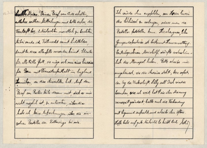 Eduard Elias, Dachau letter, 27 February 1939_002