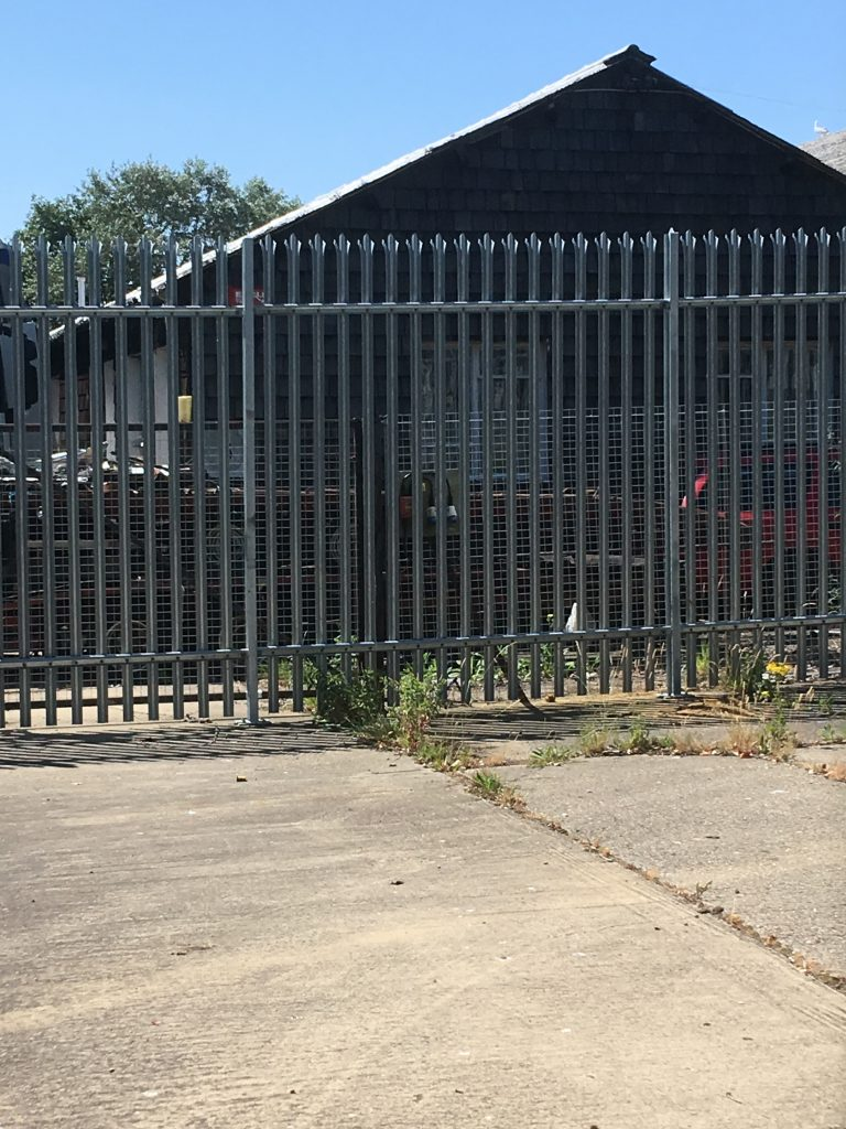 A Haig camp hut?