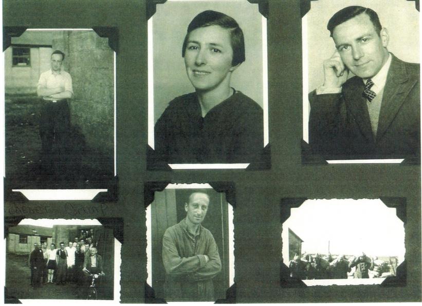 Kitchener camp, family album, Herbert Mosheim