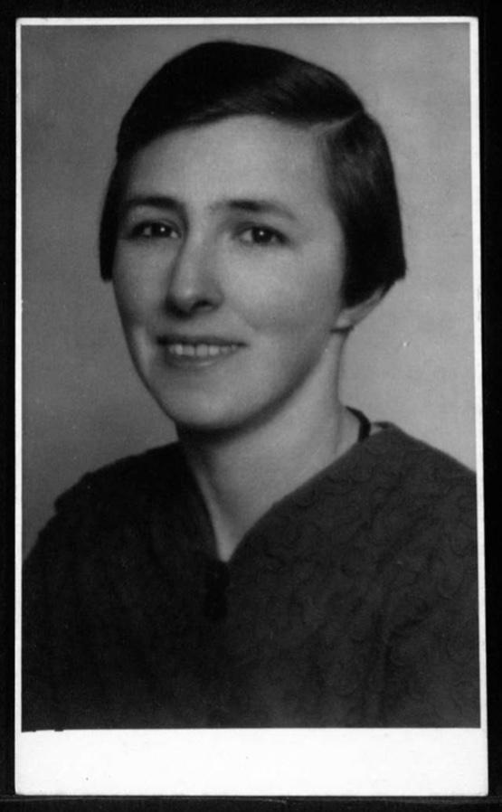 Kitchener Camp, Photograph, Sandwich resident Maude Peabody