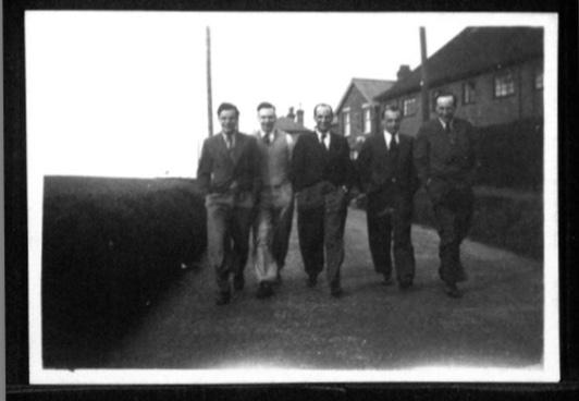 Kitchener camp, Werner Gembicki, Photo, Herbert Mosheim