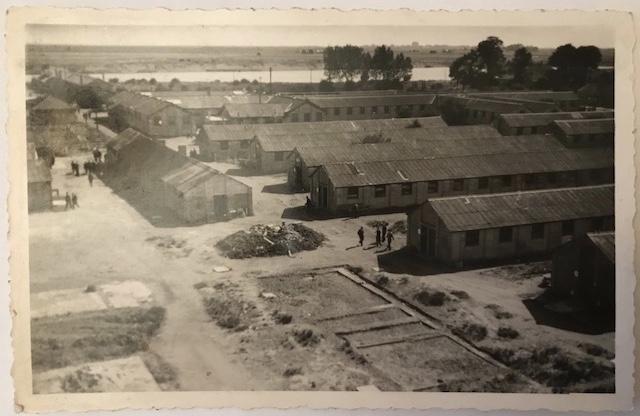 Kitchener camp, Martin Gellert, 1939